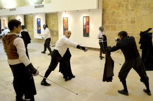 2-я Международная Конференция 2012 года, Ассоциация Исторического Фехтования Мальты (MHFA)