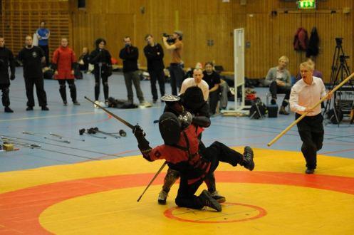 Swordfish-2012. Швеция.