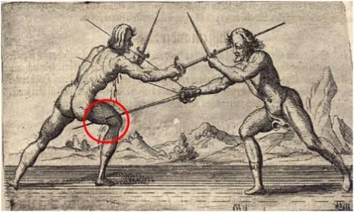 Сальватор Фабрис. Работа 1626 года, стр.49.