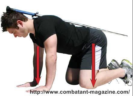 "Журнал ""Combatant"" №1. Фитнес для позвоночника."