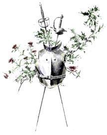 Добро пожаловать в мир Европейского Исторического Фехтования! Иллюстрация: Мариус Рой.