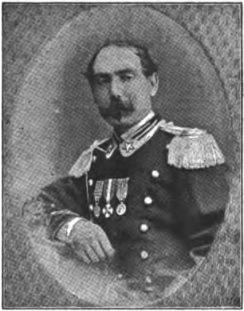 Капитан Сеттимо Дель Фрате (Settimo Del Frate).
