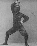 """""""Защиты не существует"""" или Итальянская фехтовальная сабля XIX века. Андрей Левин."""