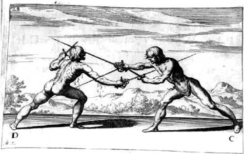 """Gran Simulacro"" Капо Ферро, 1610 год."