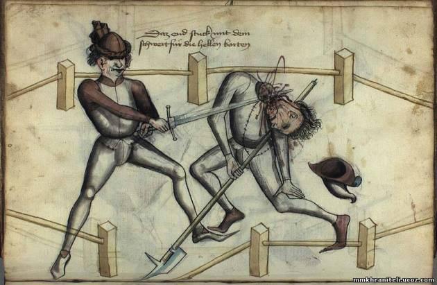 Thalhofer, Hans: Fechtbuch von 1467