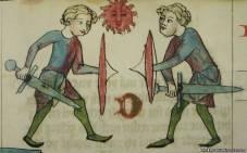 Немецкая школа фехтования