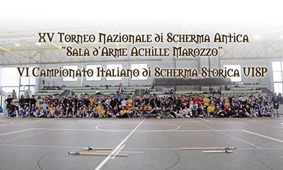 Di Sala d'arme Achille Marozzo. VI Campionato Italiano di Scherma Storica UISP