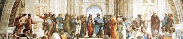 Афинская школа. Роспись Станце делла Сеньятура  [1510-1511]